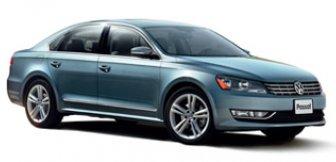 Lease a VW Passat 2.5L SE 2015