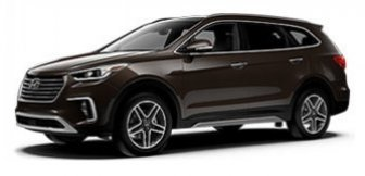 Lease a Hyundai Santa Fe (3.3) 4X4 AT 7S 2016