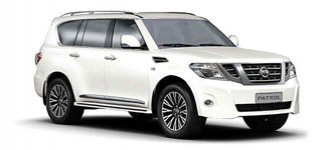 Lease a Nissan Patrol 4.0L SE 2017
