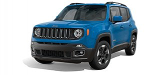 Lease a Jeep Renegade Longitude 2.4L
