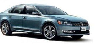 Lease a VW Passat 2.5L SEL 2016