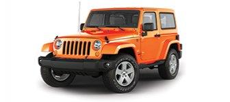 Lease a Jeep Wrangler Sport 3.6L 2016