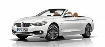 Lease a BMW 420i Cabriolet Sport Coupe 2018