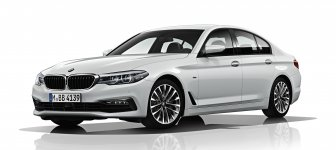 Lease a BMW 520i ME Edition 2018