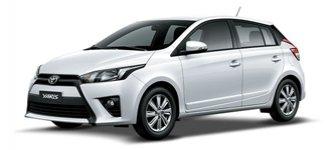 Lease a Toyota Yaris 1.3L SE 2018