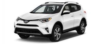 Lease a Toyota Rav 4 2.5L GXR 2018