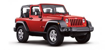 Lease a Jeep Wrangler Willys Wheeler 3.6L 2018