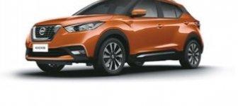 Lease a Nissan Kicks 1.6L SV 2017