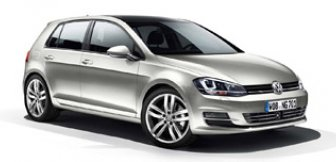 Lease a VW Golf R 2.0L SEL 2018