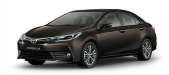 Lease a Toyota Corolla 2.0L SE+ 2017