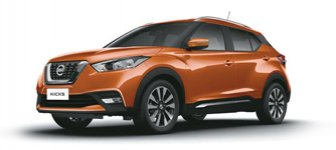 Lease a Nissan Kicks 1.6L SV