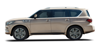 Lease a Infiniti QX80 (Code:120) 5.6L Excellence 2018