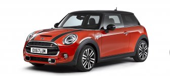 Lease a Mini Cooper 2.0L (3dr) Full JCW 2018