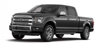 Lease a Ford F-150 5.0L Platinum Crew Cab 2015