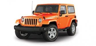 Jeep Wrangler Sahara 3.6L