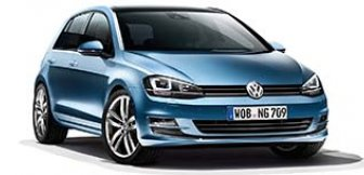 Lease a VW Golf R 2.0L SE 2018
