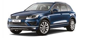 Lease a VW Touareg 3.6L SEL+ 2017