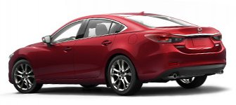 Lease a Mazda 6 SkyActiv V Grade 2.5 L (Mid) W/ Navigation 2016