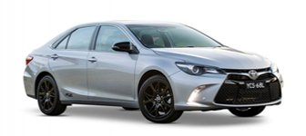 Lease a Toyota Camry 2.5L SE 2018
