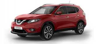 Lease a Nissan X Trail 2.5L S 2017