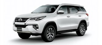 Lease a Toyota Fortuner 4.0L VXR 2018