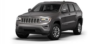 Lease a Jeep Grand Cherokee Laredo 3.6L 2018