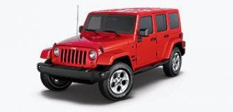 Lease a Jeep Wrangler Unlimited Sahara 3.6L