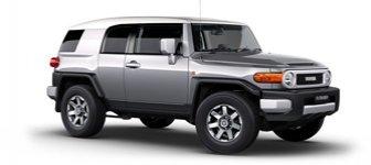 Lease a Toyota FJ Cruiser 4.0L GXR 2017