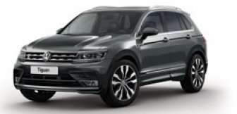 Lease a VW Tiguan 2.0L Sport & Style RLine 2018
