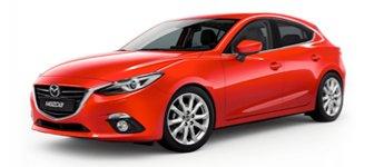 Lease a Mazda 3 1.6L V 2018