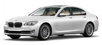 Lease a BMW 730Li 2012