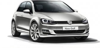 Lease a VW Golf 1.4L TSi SEL 2018