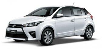 Lease a Toyota Yaris 1.3L AT SE Hatchback 2019