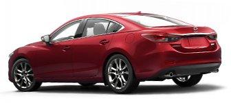 Lease a Mazda 6 2.5L V 2018