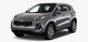 Lease a Kia Sportage 1.6L LX 2018