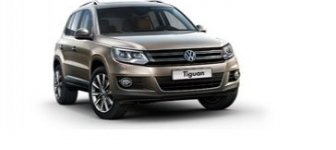 Lease a VW Tiguan 2.0 TSi 4Motions SEL 2018