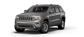 Lease a Jeep Grand Cherokee Limited 3.6L 2018