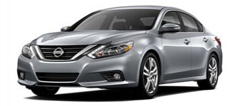 Lease a Nissan Altima 2.5 SV 2018