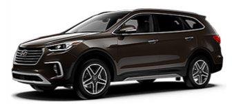 Hyundai Santa Fe 3.3 GLS SUV