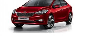 Lease a Kia Cerato 1.6L 4D (Type 11B) L AT STD Sedan 2016
