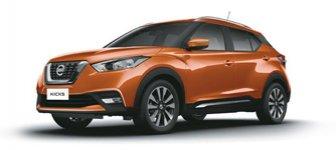 Lease a Nissan Kicks 1.6L SV Nav 2018