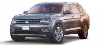 Lease a Volkswagen Teramont 3.6L S SUV Petrol 4WD 2018