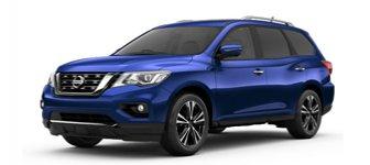Lease a Nissan Pathfinder 3.5L SV 2017