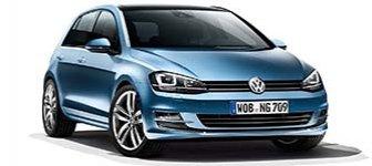 Lease a VW Golf 2.0L R Sport 2018