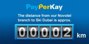 PayPerKay Ski Dubai UAE tourist destination Hire Rent Lease a car
