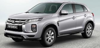 Lease a Mitsubishi ASX 2.0L GLX L/L 2020