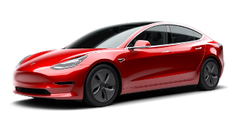 Lease a Tesla Model 3 Standard RWD Plus