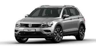 Lease a Volkswagen Tiguan 2.0L Sport Rline 2020
