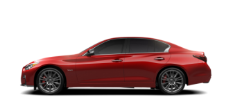 Lease a Infiniti Q50 2.0L (Code:210) Luxury 2018