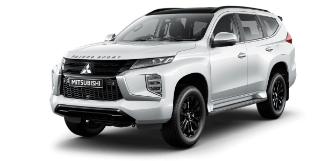 Lease a Mitsubishi Pajero 3.0L GLS LWB H/L (Lthr Sts) 2020
